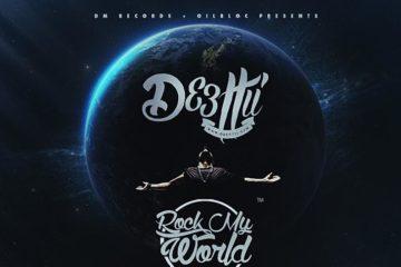 DM Records Presents: Deettii ft. Timaya – Rock My World (prod. Orbeat)