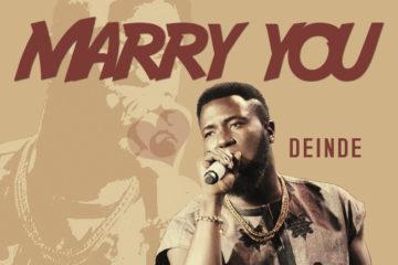 Deinde – Marry You (Prod. Kris Beatz)