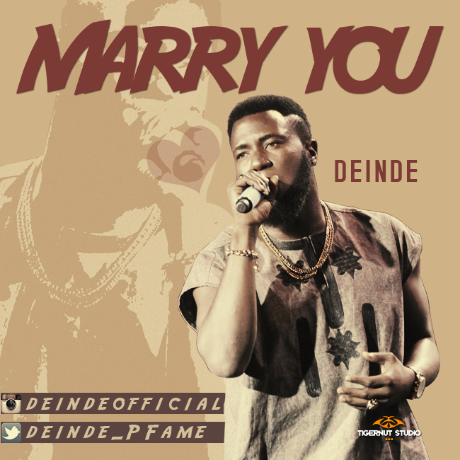 Deinde – Marry You (Prod. Kris Beatz)