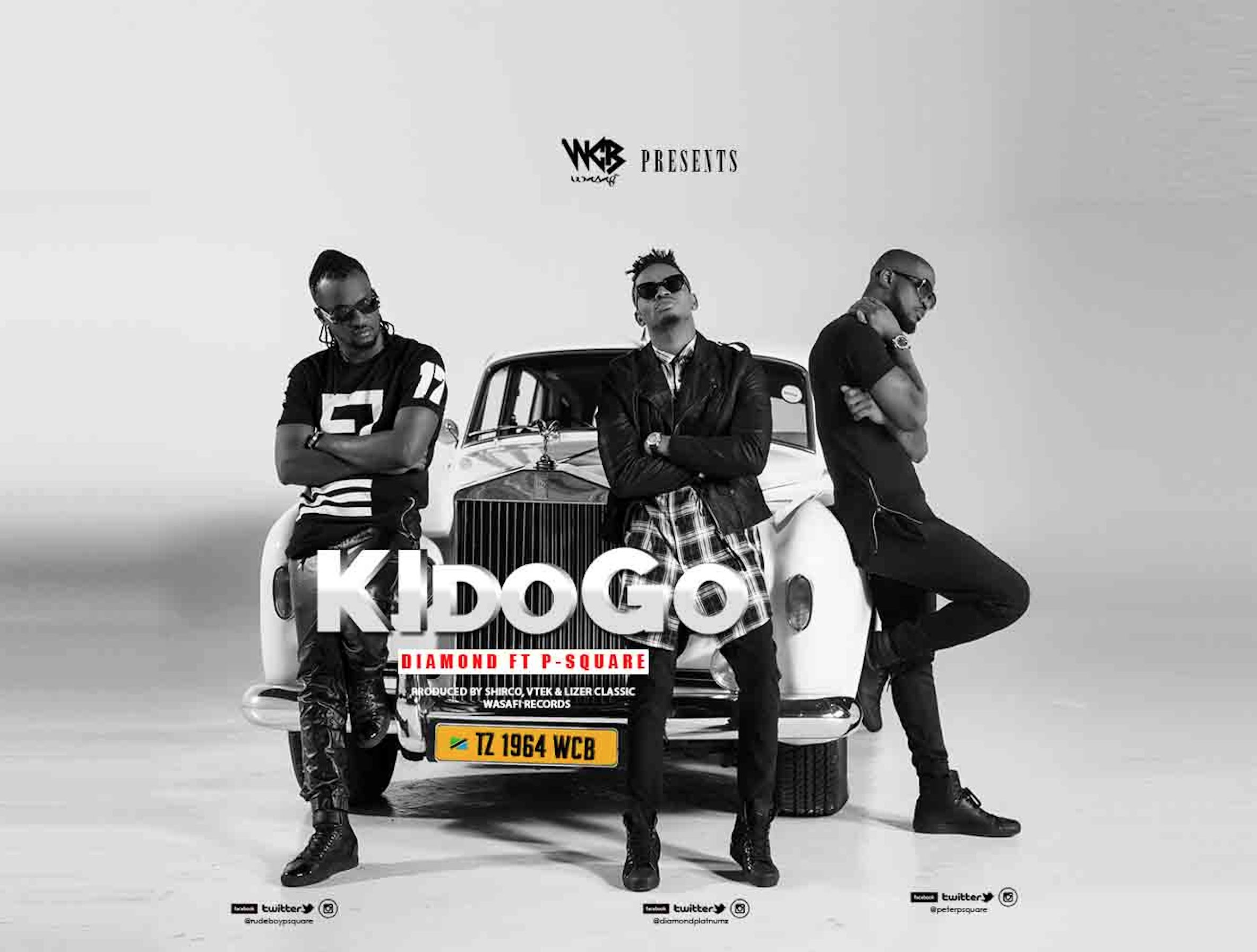 Diamond Platnumz P-Square Kidogo Art