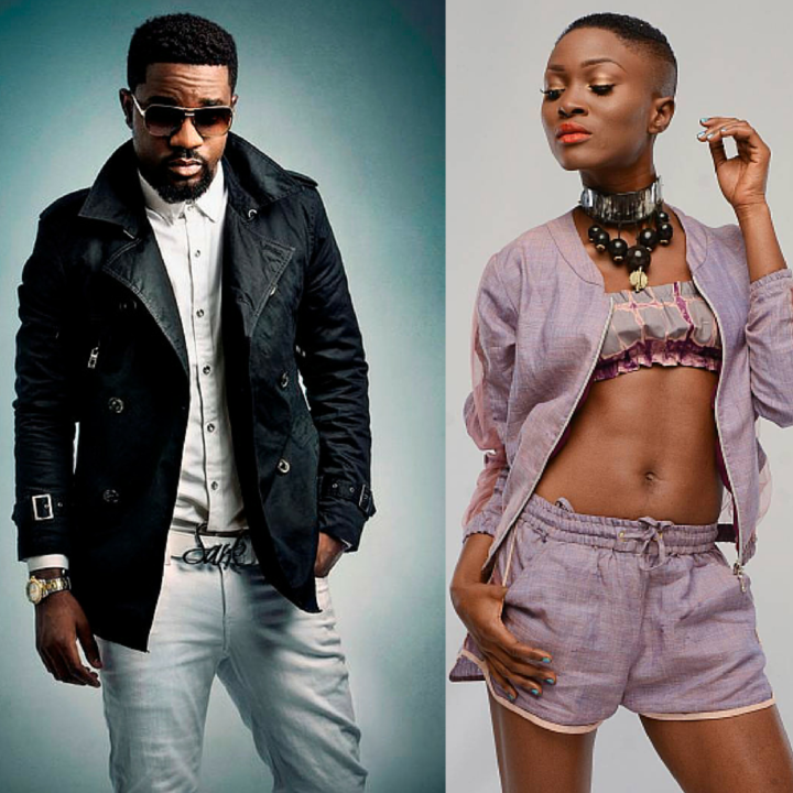 Sarkodie ft. Eva Alordiah - Long Tin