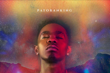 Patoranking #GOE Album Art Unveiled