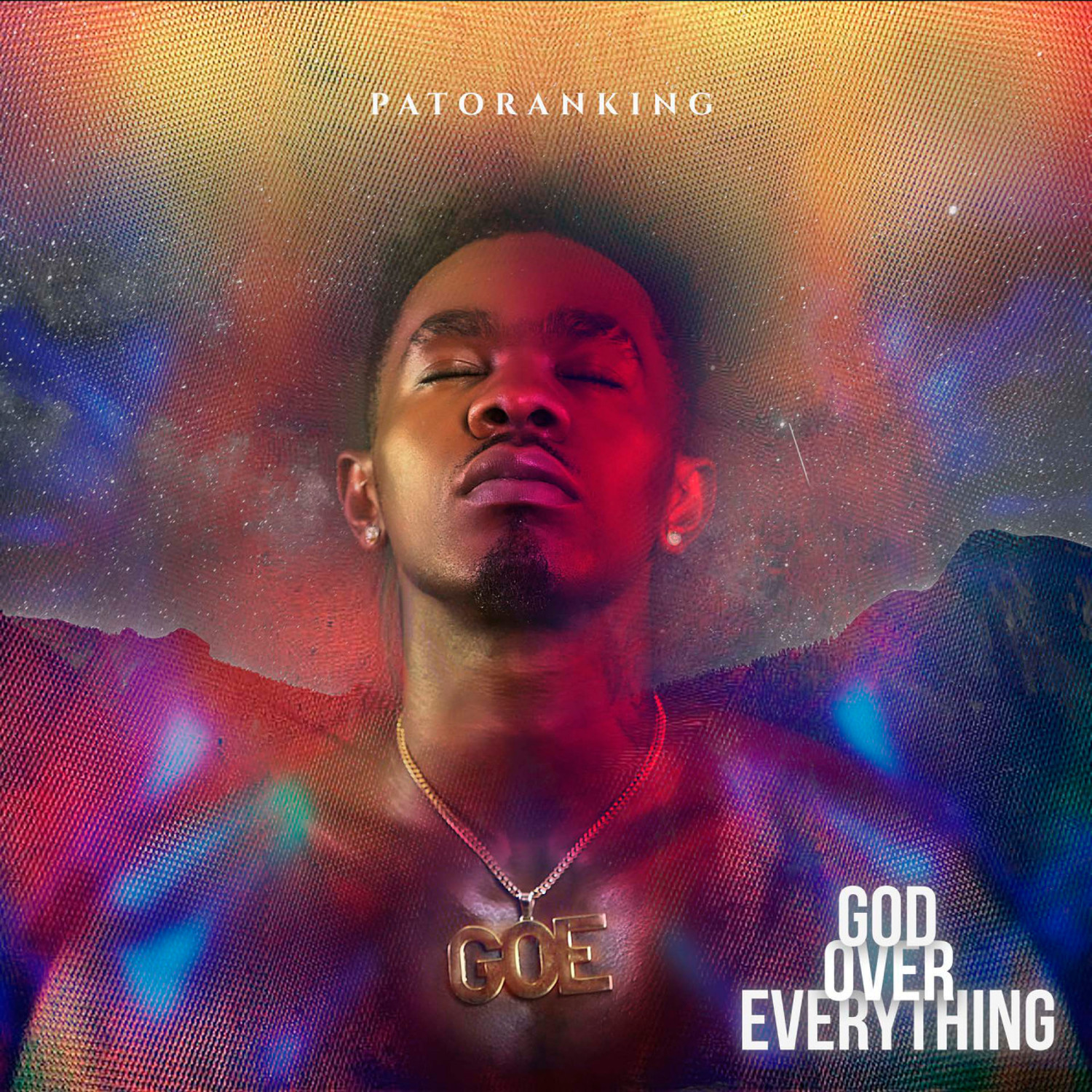 GOD OVER EVERYTHING CD Pack