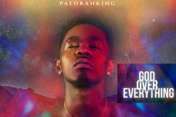 "Patoranking – ""God Over Everything"" Album OUT NOW!!! #GOETheAlbum"