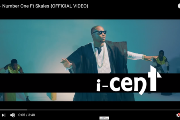 VIDEO: I-Cent – Number One ft. Skales