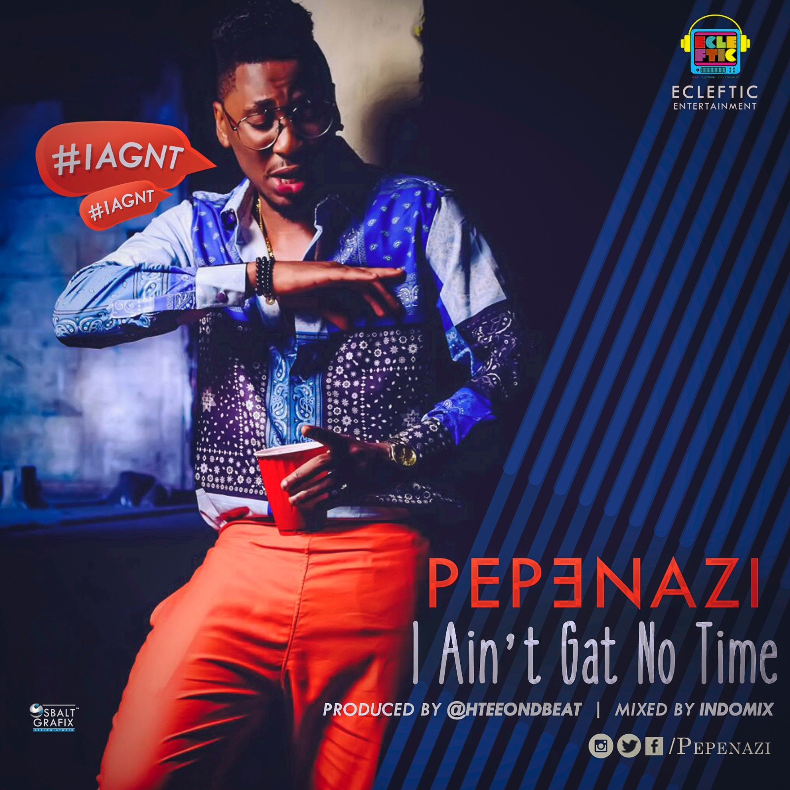 Pepenazi - I Ain't Gat No Time