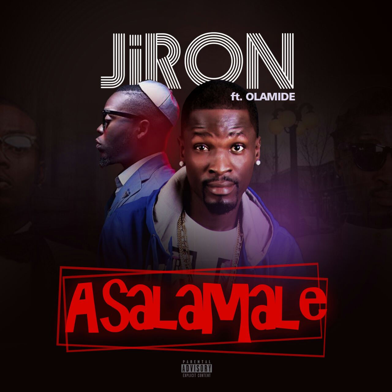 Jiron ft. Olamide – Asalamale (prod. Puffy Tee)