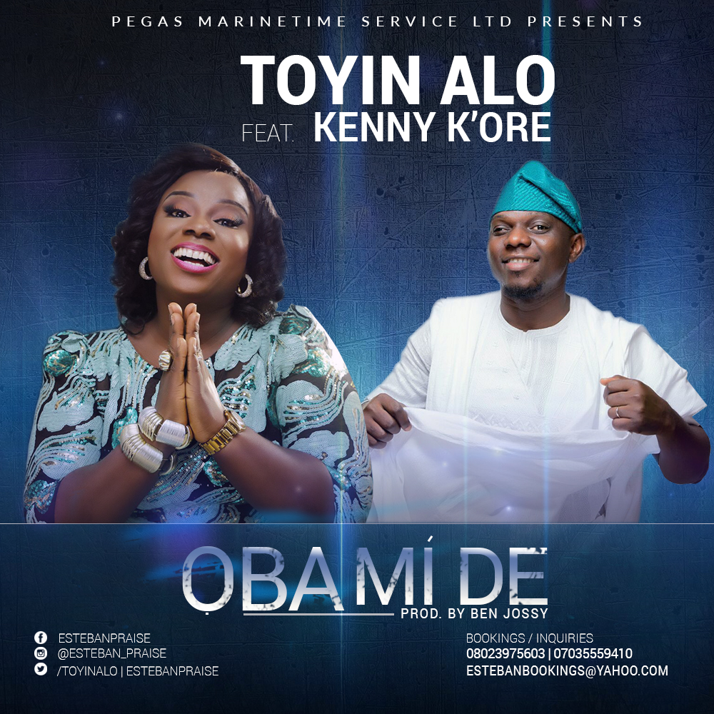 VIDEO: Toyin Alo ft. Kenny Kore – Oba Mi De