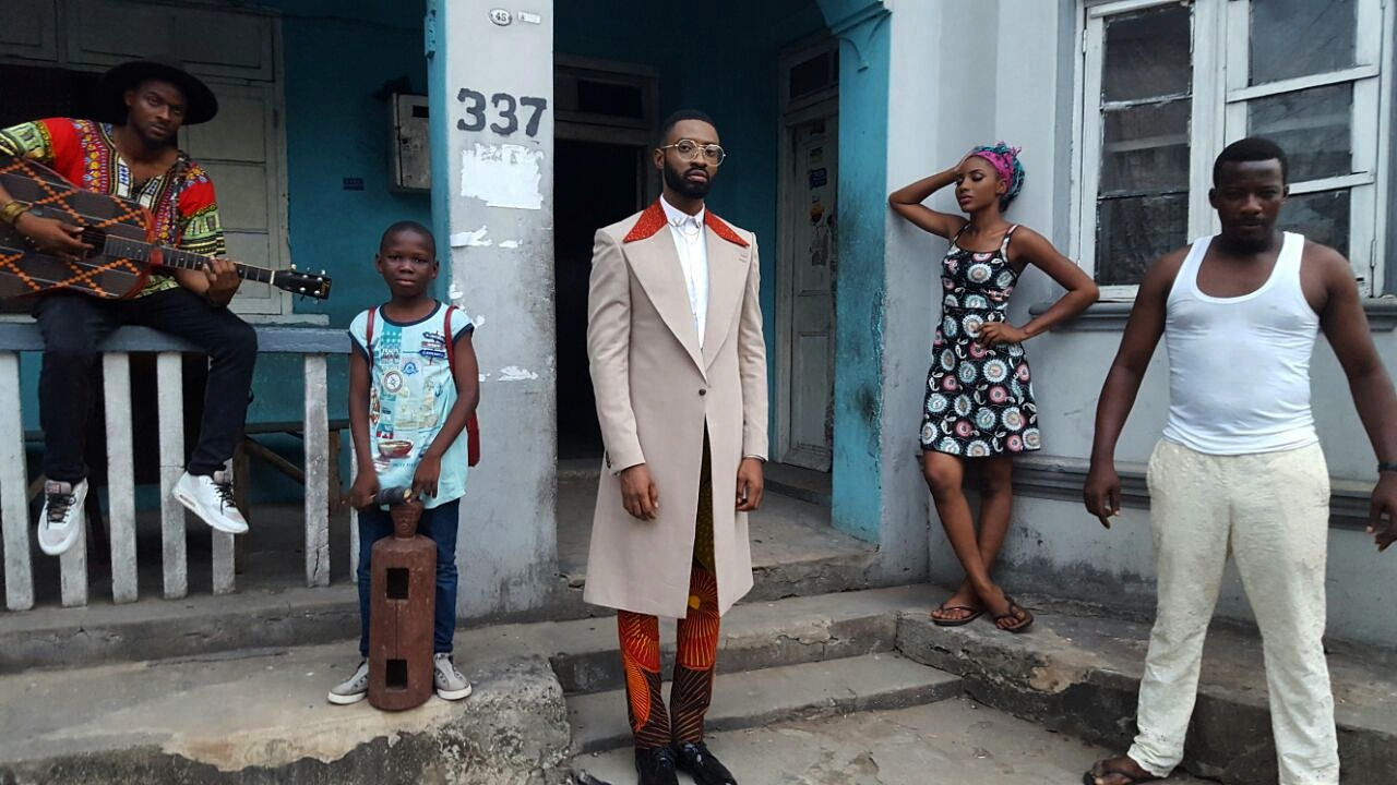 VIDEO: Ric Hassani - Gentleman (Dir. By Mex)