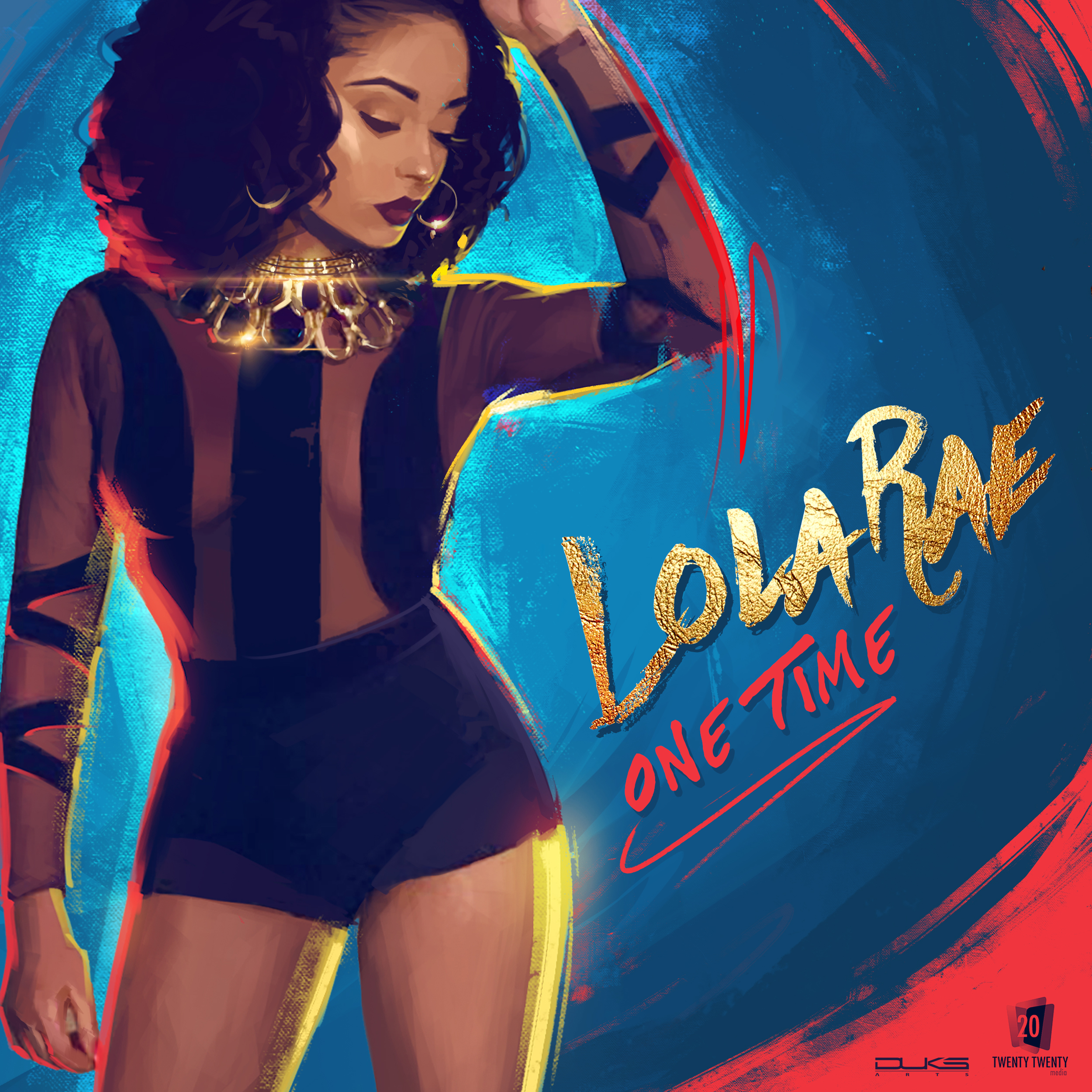 Lola Rae - One Time (prod. P2J)