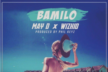 May D Wizkid Bamilo Art