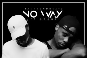NO WAY - SINGLE Cover