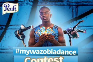 Peak Presents: Peak #MyWazobiaDance Contest