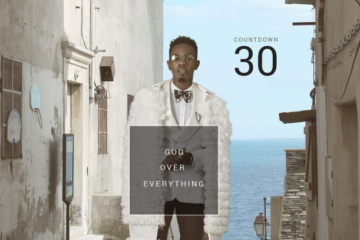 "Patoranking Reveals ""God Over Everything"" (GOE) Album Artwork"