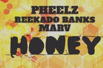Pheelz Reekado Banks Honey Art