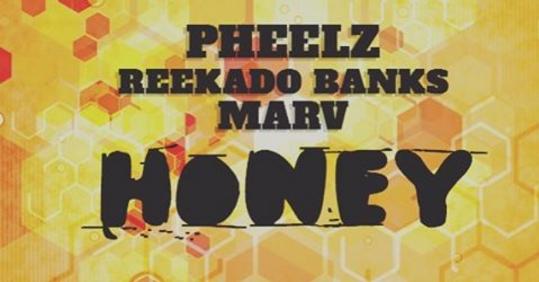 Pheelz Reekado Banks Honey Art