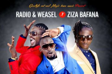 VIDEO: Radio & Weasel ft. Ziza Bafana – Byagana