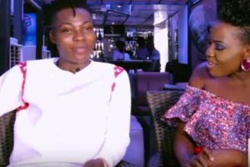 VIDEO: Reekado Banks Bares It All On HF TV's Da Chat