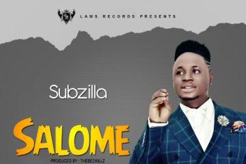 Subzilla – Salome (prod. TheBeeKillz)