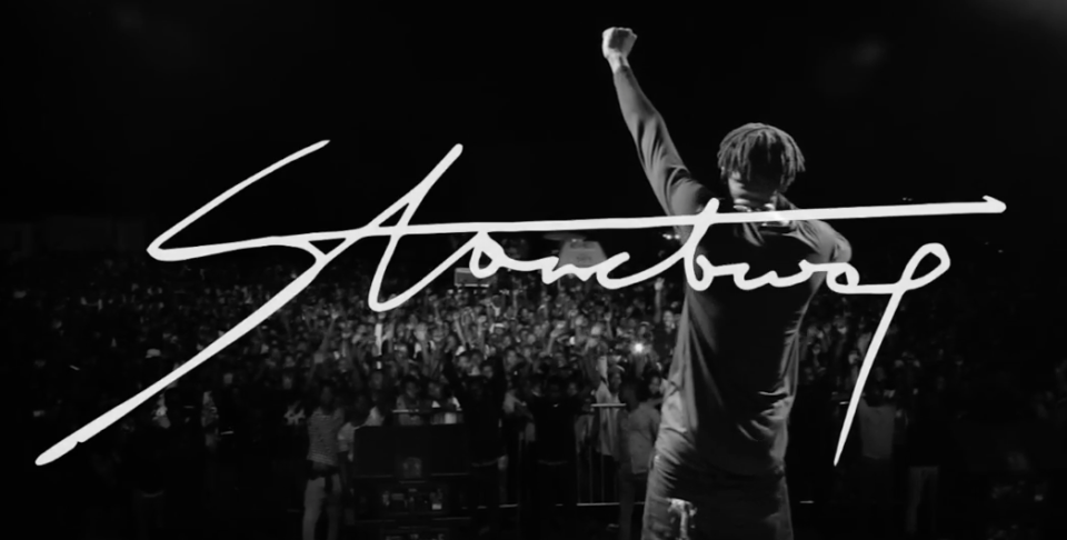 VIDEO: Stonebwoy - By Grace