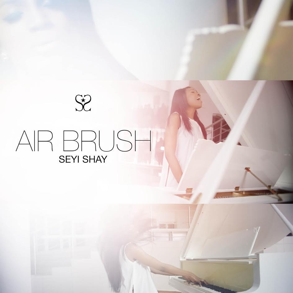 Seyi Shay Air Brush Art