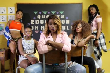 Seyi Shay Joins United Nations Campaign To Empower Women Globally | WATCH VIDEO