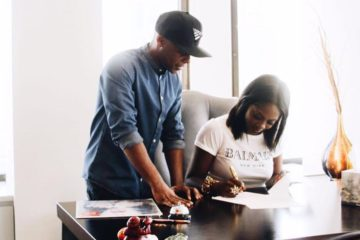 VIDEO: Jay-Z's Roc Nation Confirms Tiwa Savage Signing