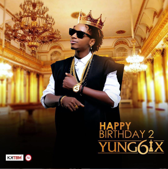 Yung6ix Happy Birthday