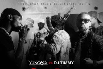 Yung6ix X DJ Timmy – Respek On My Name (prod. Disally)