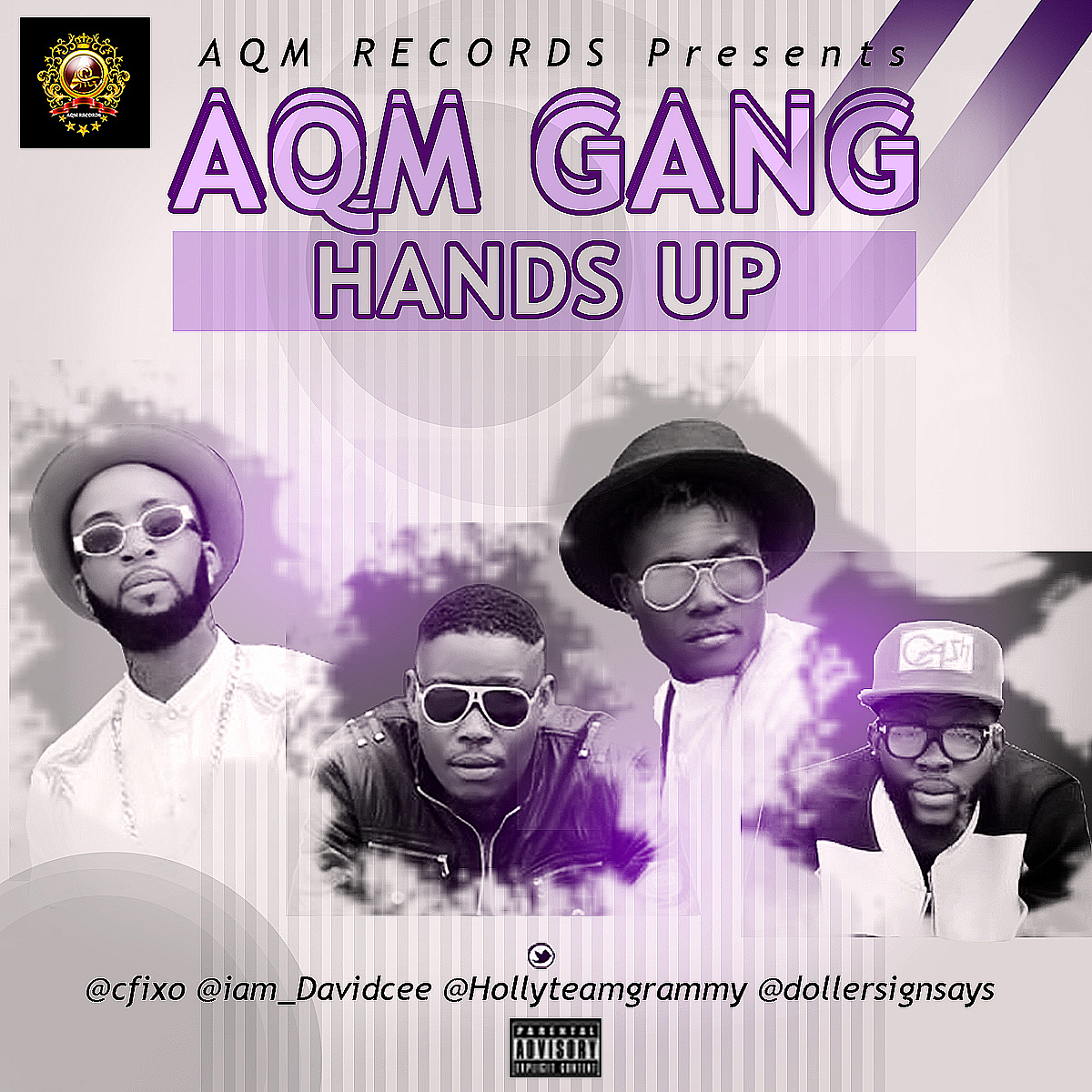 AQM Gang – Hands Up