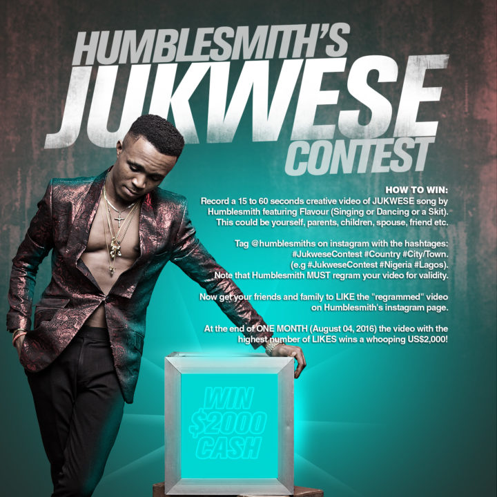 "Humblesmiths Unviels ""Jukwese Competition"" 