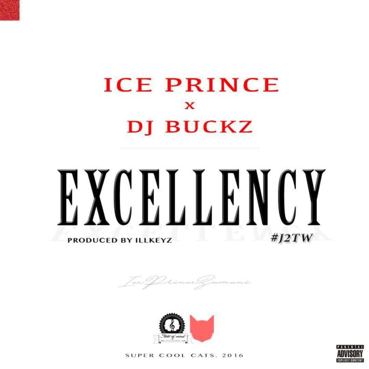 Ice Prince ft. DJ Buckz - Excellency (Prod. IllKeyz)