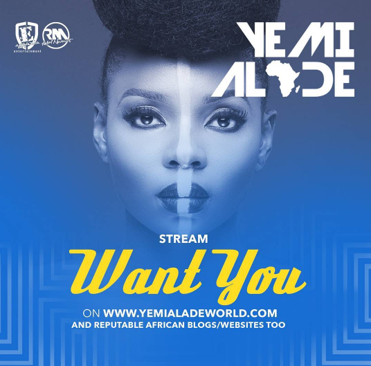 Yemi Alade - Want You (Prod. Maleek Berry)
