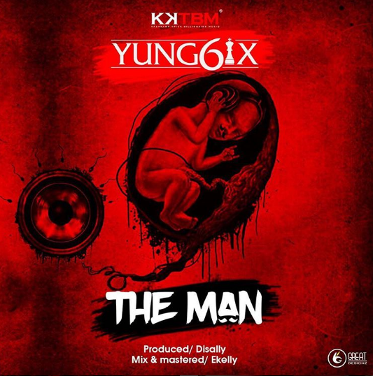 Yung6ix - The Man (prod. Disally)