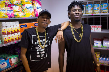 DJ Consequence ft. YCee – In A Benz (BTS Photos) | Vibes Machine Tour Highlights