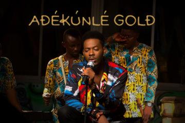 VIDEO: Adekunle Gold – Ariwo Ko