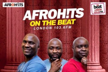 Afrohits On The Beat London, 103.6FM (15/09/16)