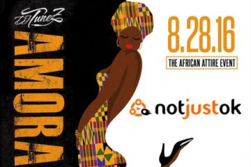DJ Tunez Presents: Amorawa (African Attire Affair) 2016 | Orbit, New York | 08-28-16