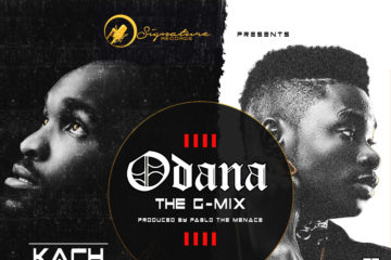 Kach ft. Lil Kesh – Odana (G-MIX)