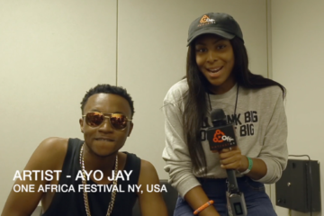 "Notjustok TV: Ayo Jay Talks Success of ""Your Number"", What To Expect From His RCA Deal & More 