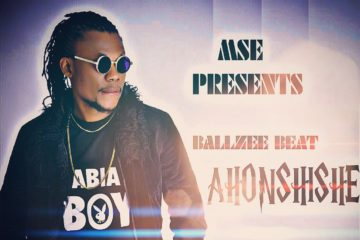 VIDEO: Ballzee Beat – Ahonshishe