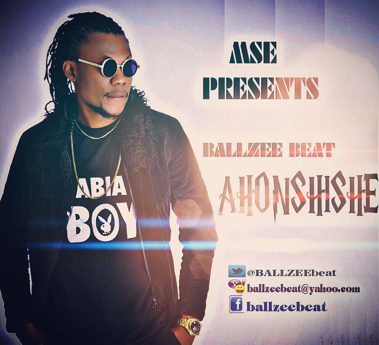 VIDEO: Ballzee Beat - Ahonshishe