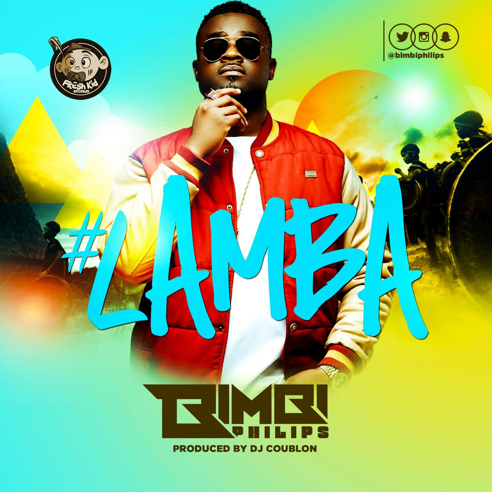 Bimbi Phillips – Lamba (prod. DJ Coublon)