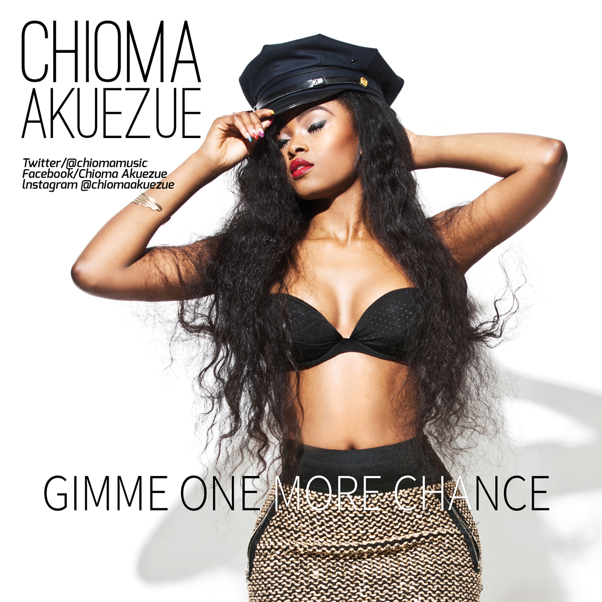 VIDEO: Chioma Akuezue – Gimme One More Chance