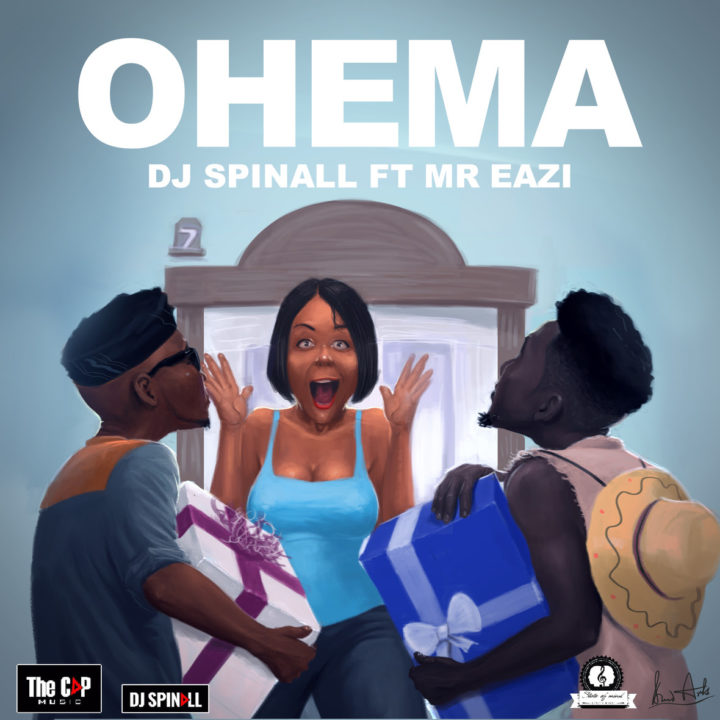 DJ Spinall x Mr Eazi - Ohema