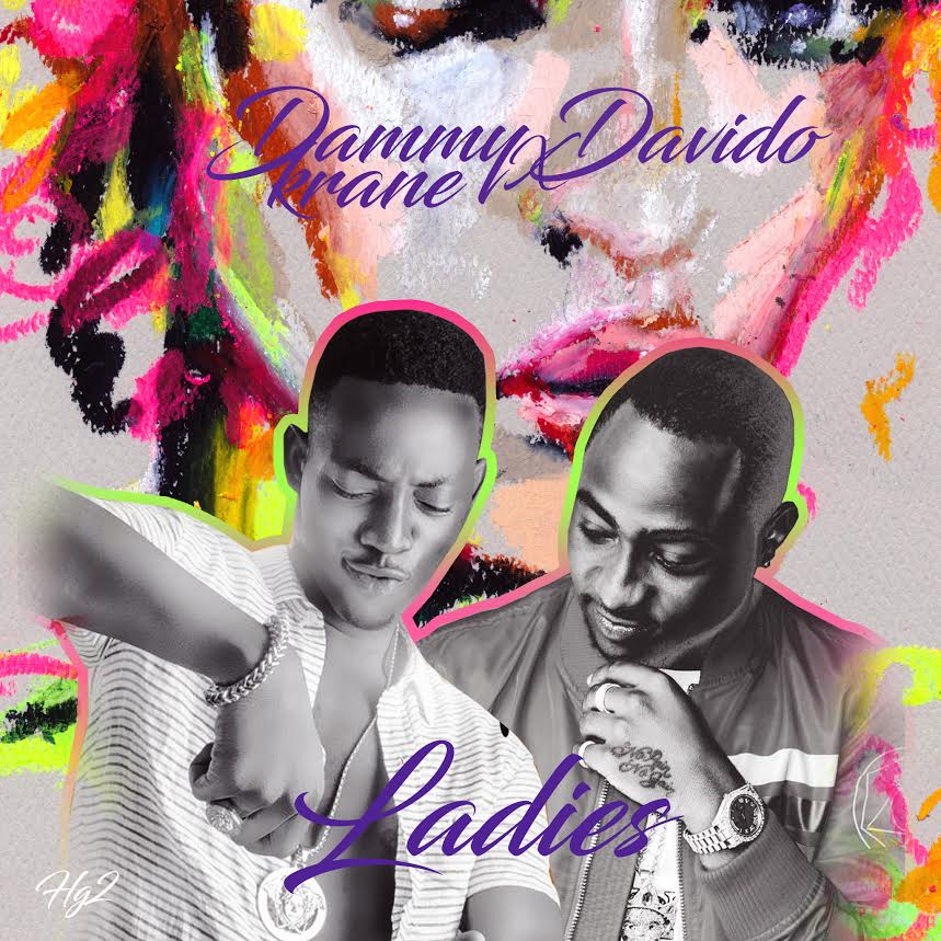 Dammy Krane Davido Ladies Art