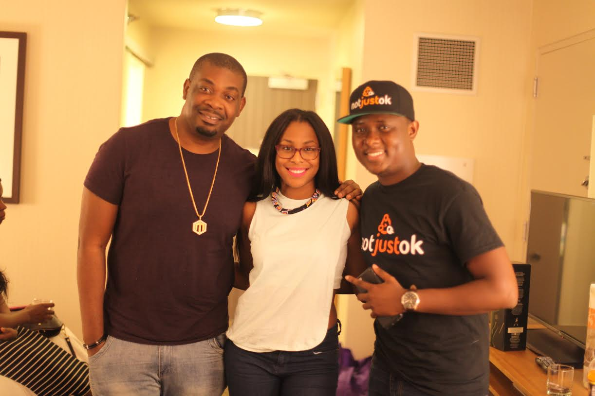 Don Jazzy Notjustok Interview