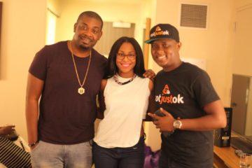 Notjustok TV Exclusive: Don Jazzy Opens Up on G.O.O.D Music, Tiwa Savage & Roc Nation, Taking A Break, Marriage, Mavin Producers, Reekado Banks Album (Pt. 1/3)