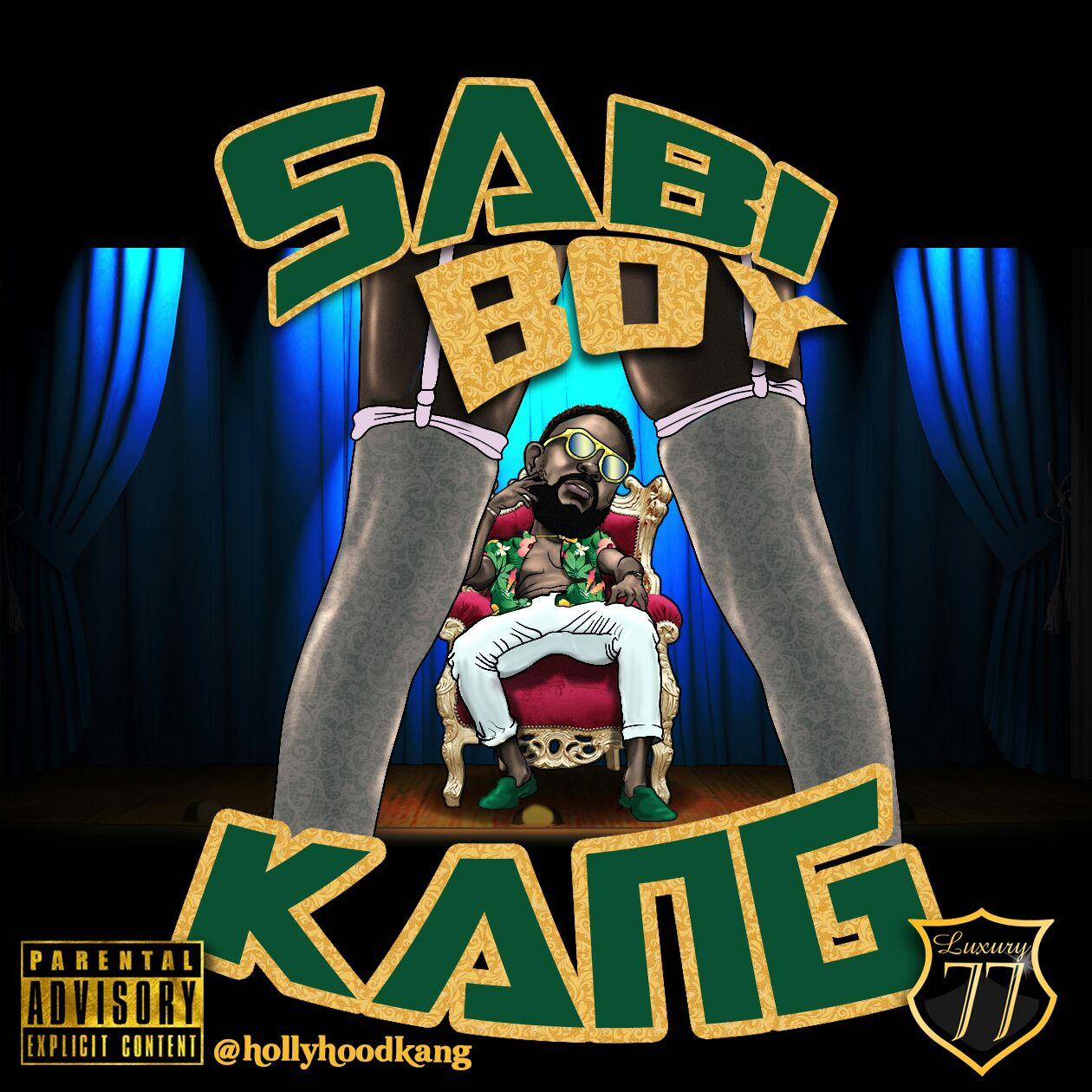 HollyHood Kang – Sabi Boy (prod. TopAge)