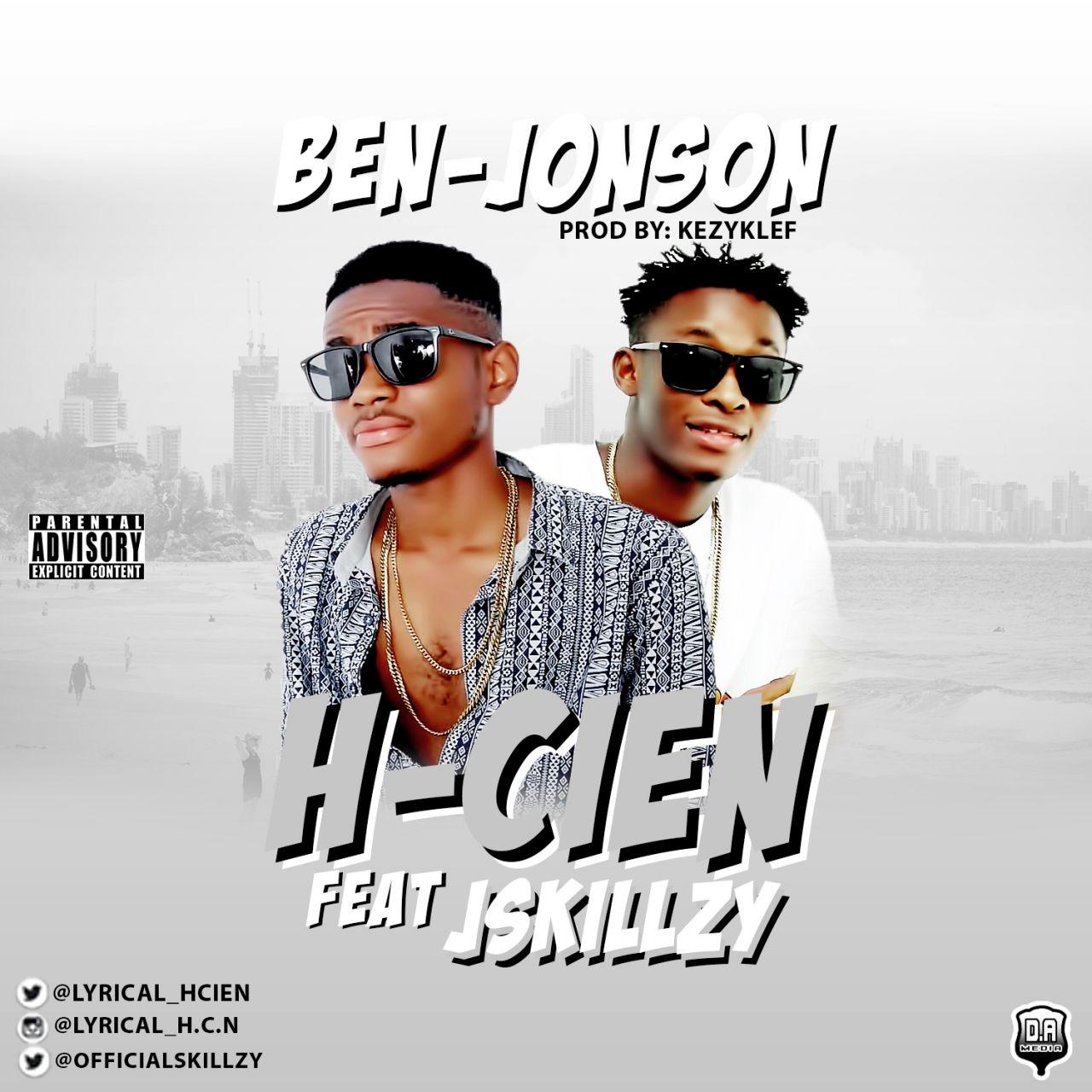 H-Cien X Jskillzy – Ben-Jonson